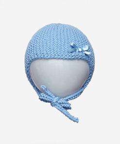 Sweet Baby Beanie Blau
